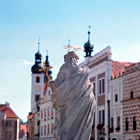 Telc, Czech - UNESCO site